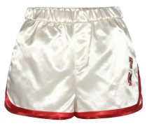 Shorts Basketball aus Satin