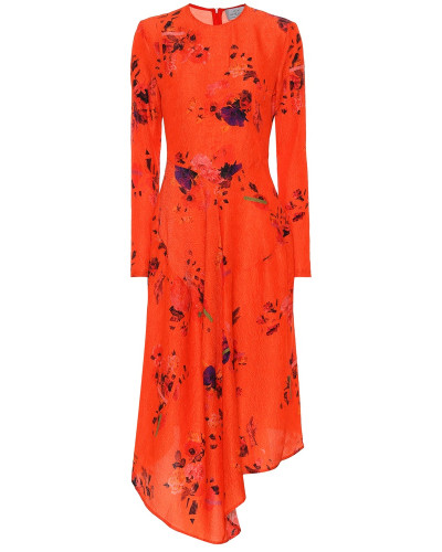 Kleid Marcello aus Seide