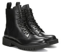 Ankle Boots VLOGO aus Leder
