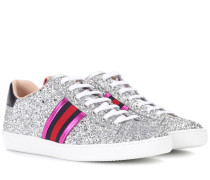Sneakers Ace mit Glitter