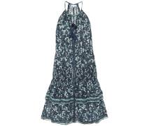 Bedrucktes Kleid Kimi aus Baumwolle