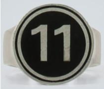 Ring Chevalier 11 aus Silber