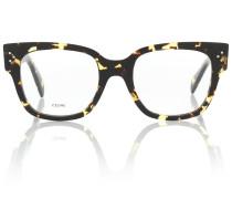 Brille aus Acetat