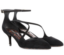 Pumps Bellucci aus Veloursleder