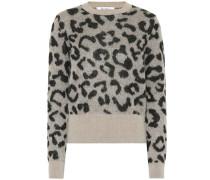 Pullover Alpaca mit Mohairanteil