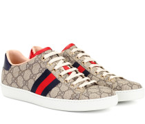 Sneakers Ace GG Supreme aus Canvas