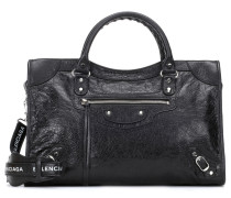 Schultertasche Classic City Medium