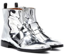 Ankle Boots Yousc aus Lackleder
