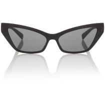 X Alain Mikli Cat-Eye-Sonnenbrille