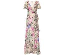 Kleid Claudette aus einem Seidengemisch