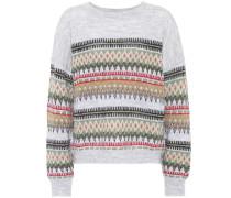 Pullover Berwick aus Alpaca und Wolle