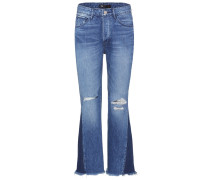 Cropped Jeans Higher Ground Gusset