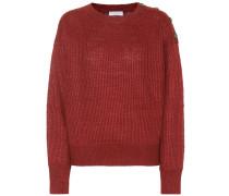Pullover aus Leinen und Seide