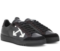 Sneakers Carryover aus Leder
