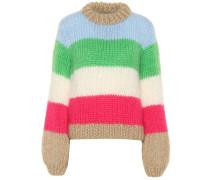 Pullover The Julliard aus Mohair und Wolle