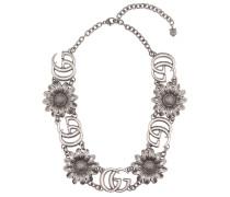 Exklusiv bei Mytheresa – Halskette GG aus Sterlingsilber