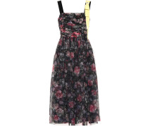 Verziertes Kleid Koni aus Tüll
