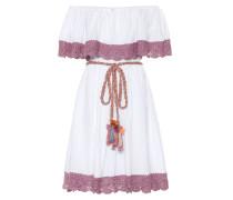 Minikleid Casablanca aus Baumwolle