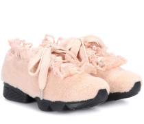 X Shrimps Sneakers Fergus Seashell