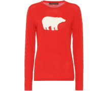 Pullover Bear aus Merinowolle