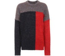 Pullover Davy mit Mohair und Wolle