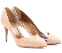 Pumps Eclipse 75 aus Veloursleder