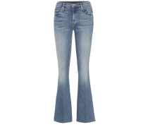 High-Rise Flared Jeans The Weekender