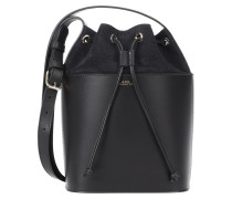 Bucket Bag Clara Small aus Leder