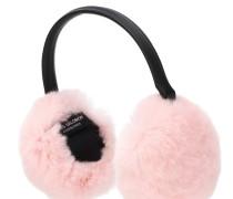 Ohrenwärmer mit Pelz