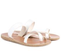 Sandalen Daphnae aus Leder