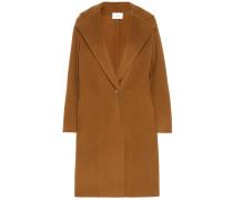 Mantel aus einem Wollgemisch