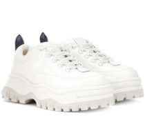 Sneakers Angel aus Leder