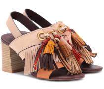 Sandalen Tania aus Leder