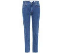 High-Rise Jeans Academy Fit