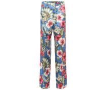 Pyjama-Hose Carite mit Seidenanteil