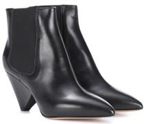Ankle Boots Lashby aus Leder