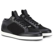 Sneakers Miami mit Leder