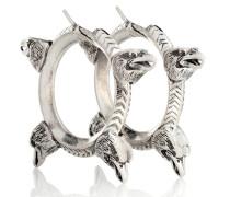 Ohrringe Anger Forest aus Silber