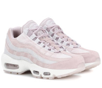 Sneakers Air Max 95 aus Leder