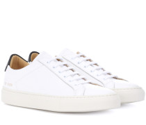 Sneakers Archilles Retro Low aus Leder