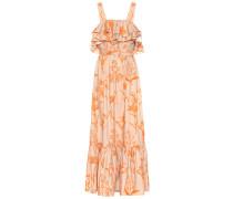Kleid Tropical Wave aus Baumwolle
