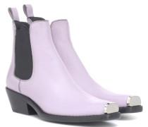 Ankle Boots Claire aus Leder