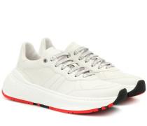 Sneakers Speedster aus Leder