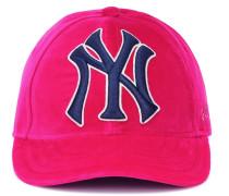 Baseballcap aus Samt
