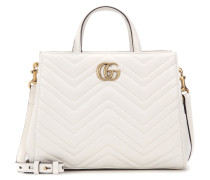 Tote GG Marmont Small aus Leder