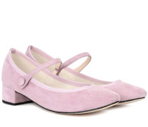 Mary-Jane-Pumps Rose Ball