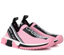 Sneakers Sorrento aus Mesh