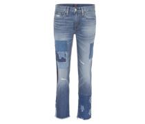 Jeans Waverly aus Stretch-Baumwolle
