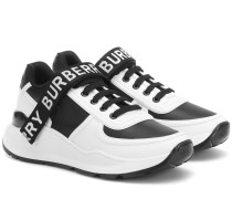 Sneakers Ronnie mit Leder