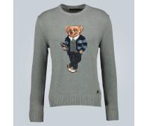 Pullover Bear aus Baumwolle